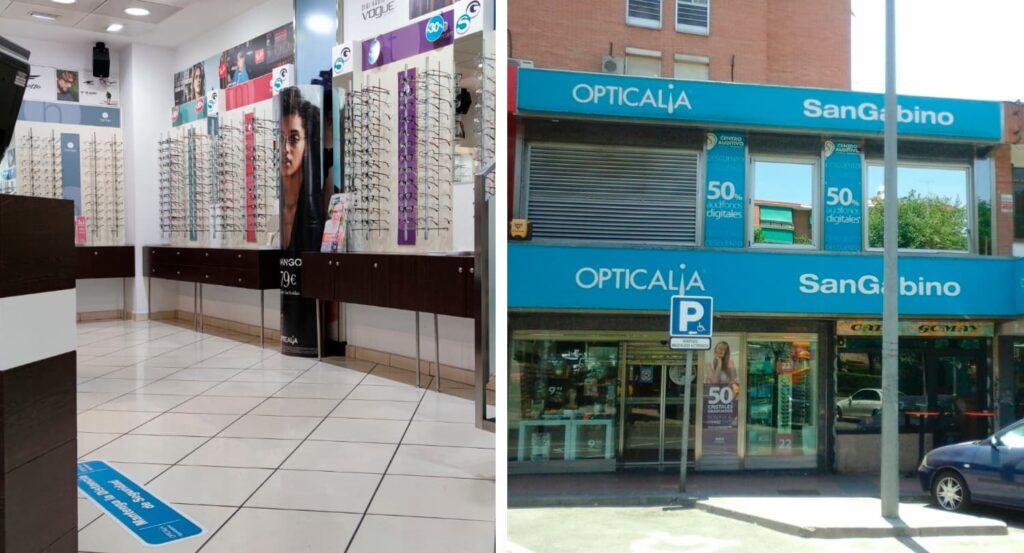Opticalia Sangabino Opticas-mostoles