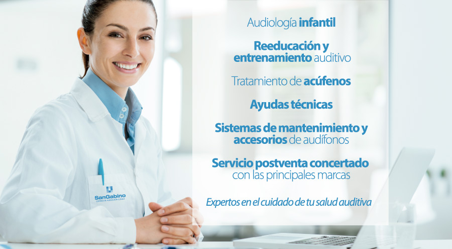 centros audiologia clinica
