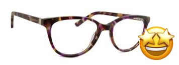 Descuento gafas graduadas carne joven
