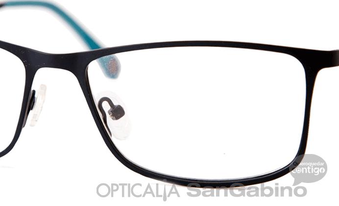 Gafas con cristales monofocales