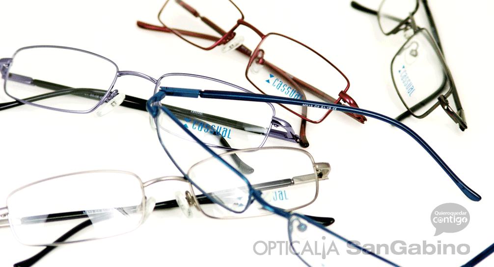 Gafas economicas baratas en Opticalia San Gabino