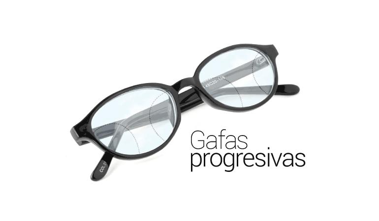 gafas progresivas