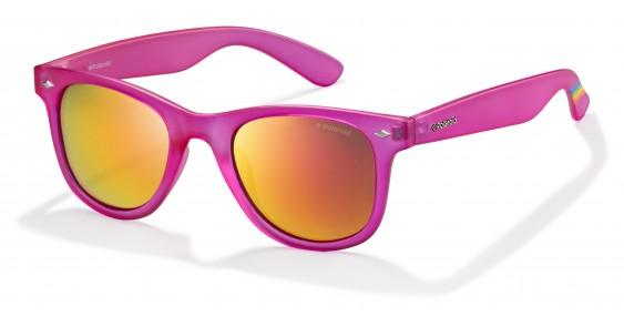 Gafas de sol Polaroid rosas