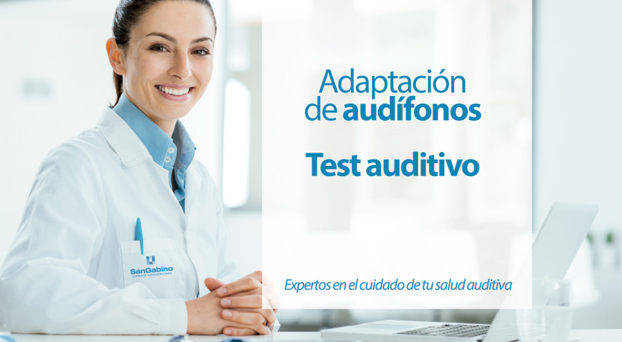 test auditivos