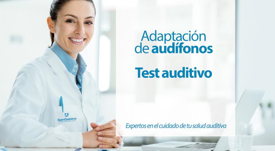 test auditivos