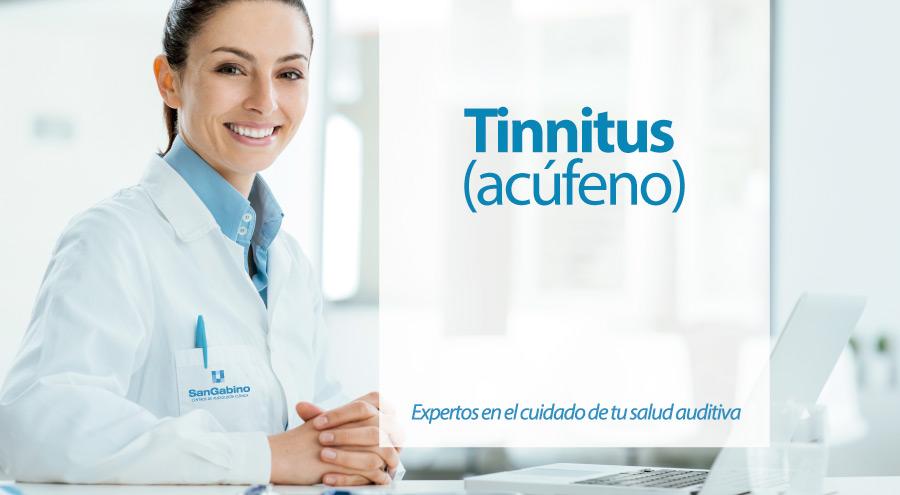 tinitus acúfeno